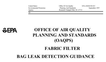 EPA Guidance Document